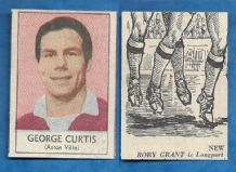 Aston Villa George Curtis 1970